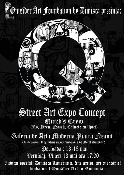 Q Street Art Expo