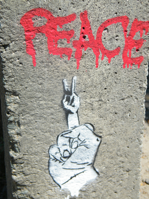 Peace On You