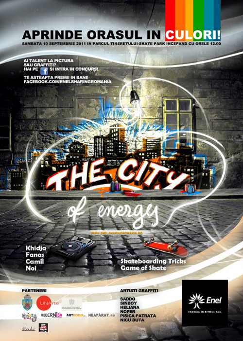 The City of Energy
