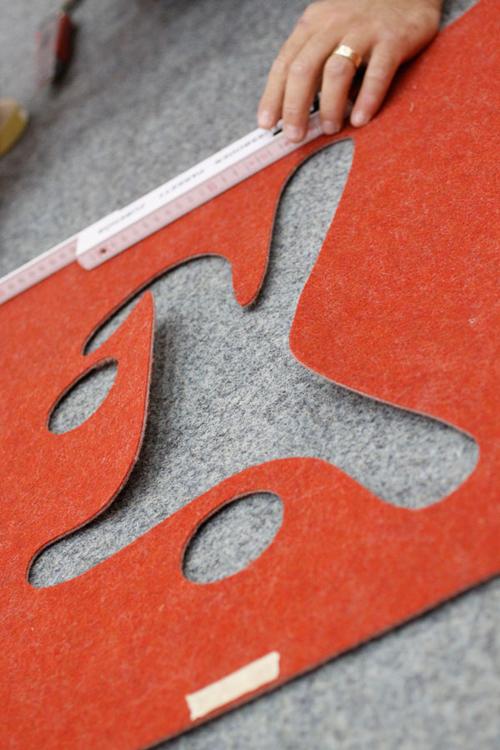 Stencil Mocheta