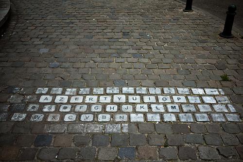 AZERTY Keyboard