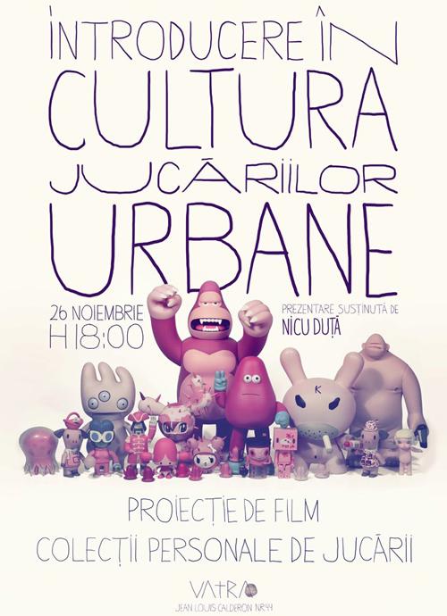 Introducere in Cultura Jucariilor Urbane