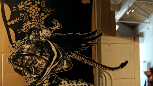 Swoon Interview For ACCLAIMmag