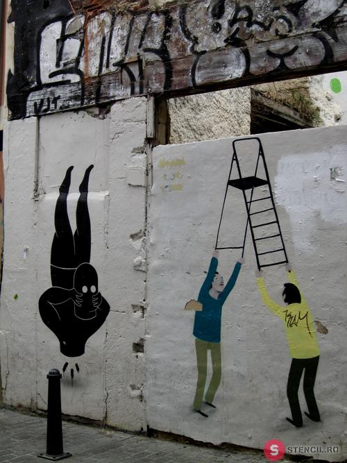 Valencia Street Art