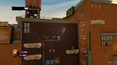 STENCIL.RO Games presents Sideway : New York