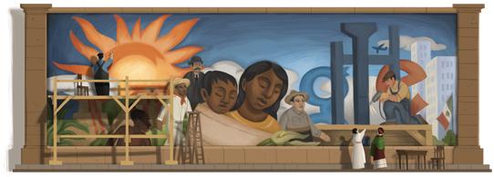 Google's Diego Riviera