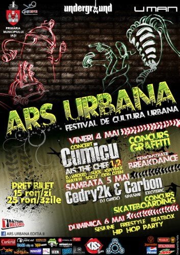 Festivalul ARS URBANA 2