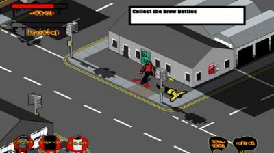 STENCIL.RO Games presents City Scrawlaz