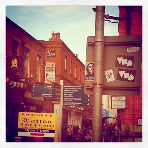Dublin Street Art