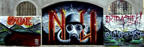 Spune NU extractiei gazelor de sist!