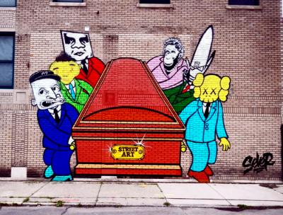 R.I.P. Street Art
