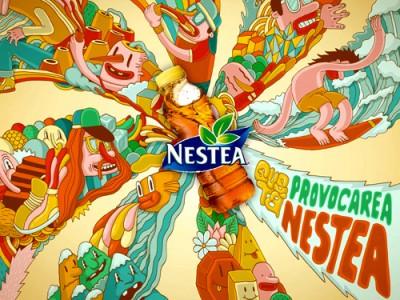 Competitia de arta Nestea
