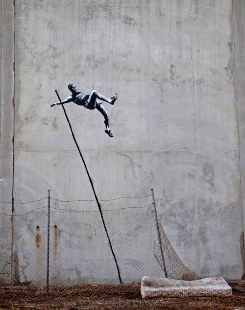 Banksy's Olympics