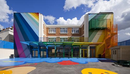 Ecole Maternelle Pajol