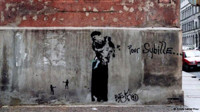 German City Starts Preserving Street Art!