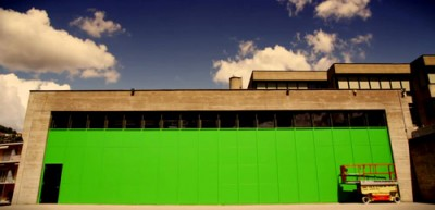 NEVERCREW : Making Of Video Of Outdoor Painting MAGENTA