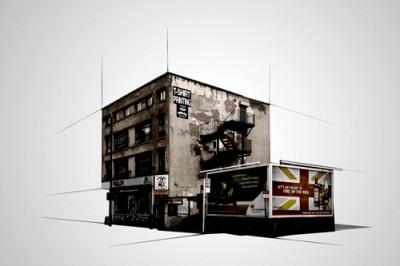 Urban Elements by Boris Loder