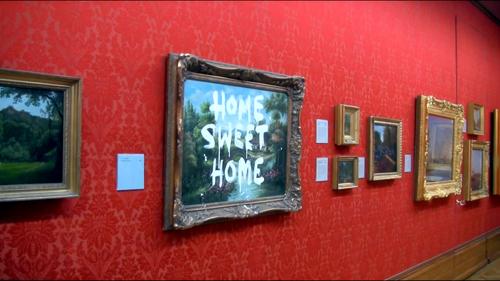Banksy vs. Bristol Museum