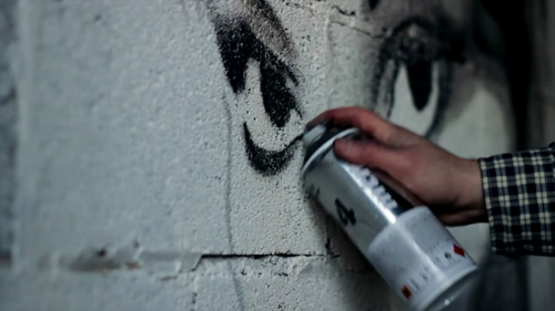Stylus : Projection Mural