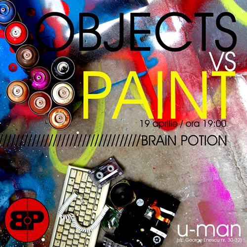 Objects vs. Paint