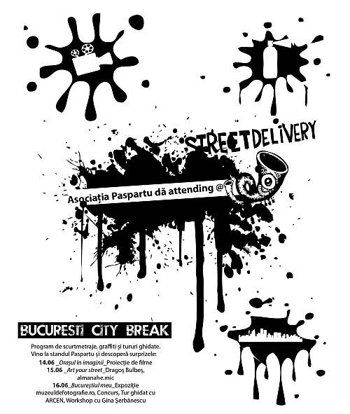 Bucuresti City Break @ Street Delivery 2013