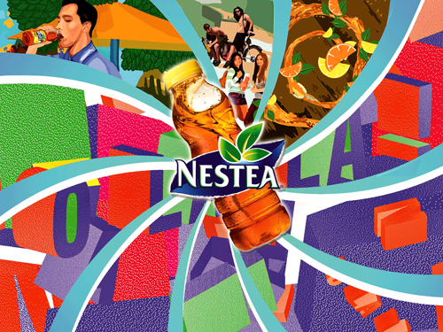Contest NESTEA