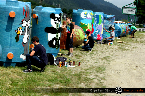 Criber Graffiti Contest Photos