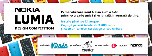 Nokia Lumia Design Competition