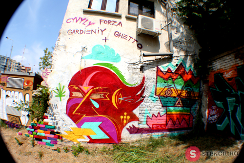 Ironlak BBQ Burner Bucharest Final