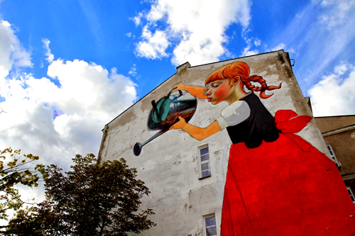 The Legend Of Giants by Natalia Rak