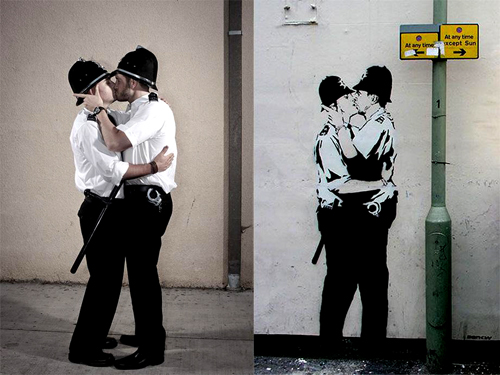 You Are Not Banksy by Nick Stern
