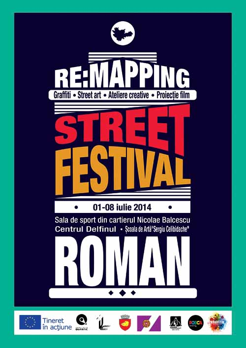 RE:MAPPING ROMAN - Street Festival