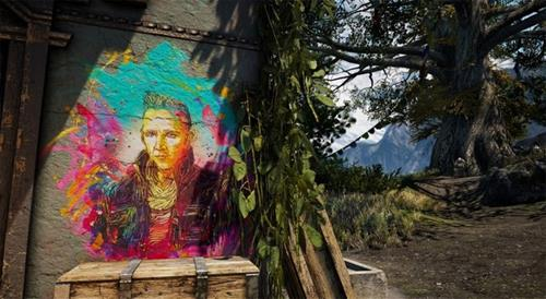C215 Stencils In Far Cry 4