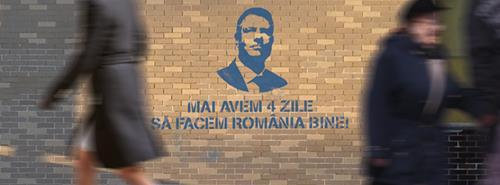 Klaus Iohannis Stencils