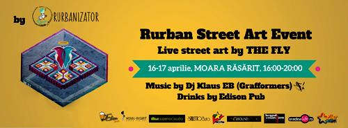 Rurban Street Art Event