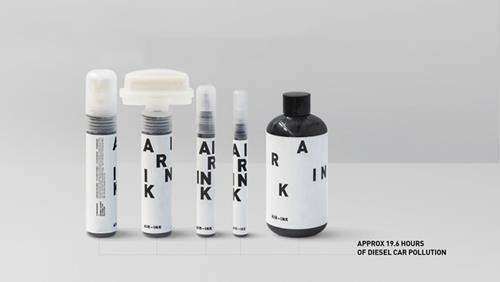 AIR-INK by Graviky Labs