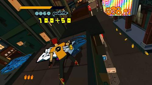 STENCIL.RO Games presents Jet Set Radio