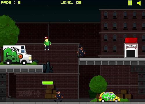 STENCIL.RO Games presents Graffiti Time