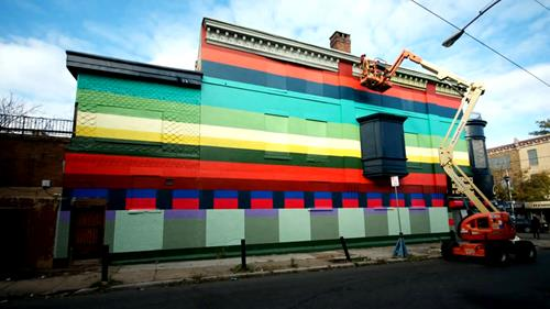 Haas & Hahn - How Painting Can Transform Communities