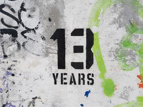 13 years of STENCIL.RO