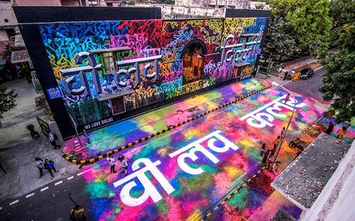 St+art India