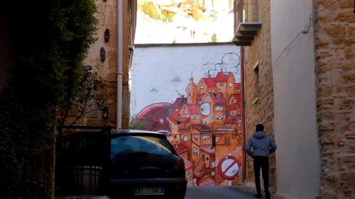 Street Art Agrigento Documentary